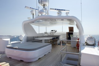 Yacht WOLF TWO -  Sundeck 2